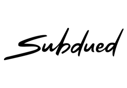 """Subdued"